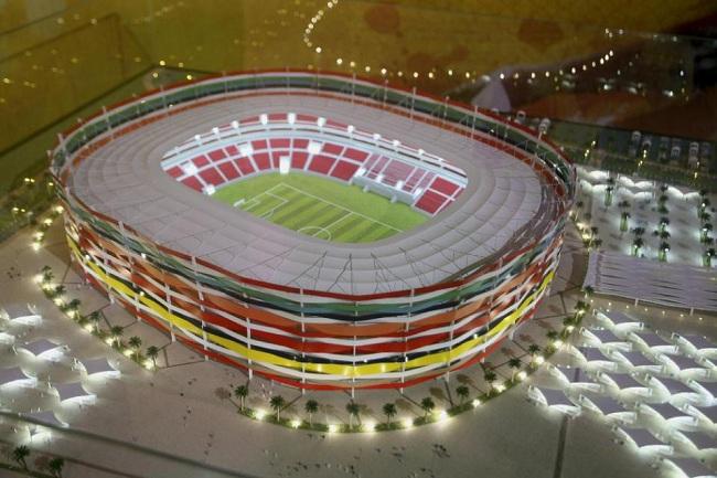 Taboo-breaking World Cup, FIFA