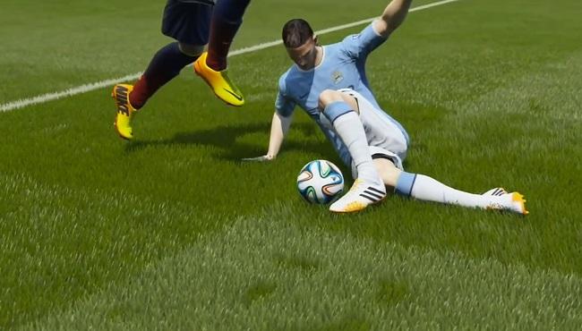 FIFA 15 skills,