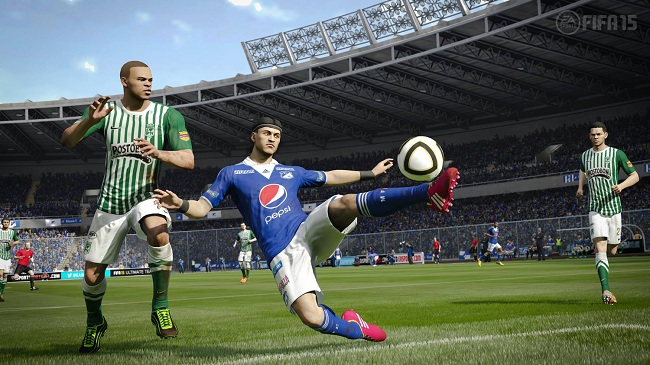 FIFA 15 tournament at Wolff's this Sunday