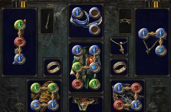 POE-items Currency And Item List In Path Of Exile